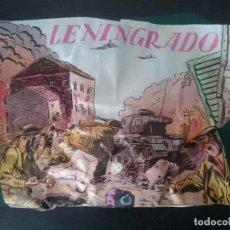 Figuras de Goma y PVC: SOBRE SORPRESA - LENINGRADO -VER FOTOS -AÑOS 70. Lote 149834146
