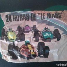 Figuras de Goma y PVC: SOBRE SORPRESA - 24 HORAS DE LE MANS -VER FOTOS -AÑOS 70. Lote 149834222