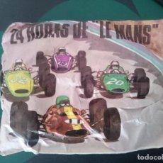 Figuras de Goma y PVC: SOBRE SORPRESA - 24 HORAS DE LE MANS -VER FOTOS -AÑOS 70. Lote 149834378