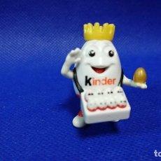 Figuras Kinder: KINDERINO - FIGURA MUÑECO SERIE KINDERINO PROMOCIONAL DE KINDER FERRERO . Lote 149887130