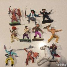 Figuras de Goma y PVC: FIGURAS BRITAINS, TIMPO,..... Lote 147369158