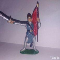 Figuras de Goma y PVC: REAMSA FIGURA DE PVC MEDIEVALES CRISTIANOS JECSAN. Lote 150000178