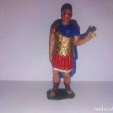 Figuras de Goma y PVC: REAMSA FIGURA EN PVC ROMANA ROMA LEGIONES ROMANAS JECSAN. Lote 150003002