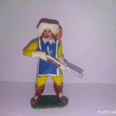 Figuras de Goma y PVC: FIGURA PVC MOSQUETEROS DE JECSAN MOSQUETERO. Lote 150005802
