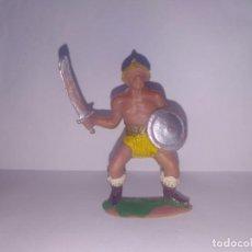 Figuras de Goma y PVC: FIGURA PVC HUNOS DE JECSAN . Lote 150006906