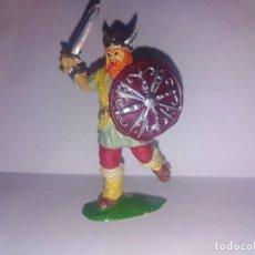 Figuras de Goma y PVC: VIKINGO PVC JECSAN COMANSI. Lote 150010854