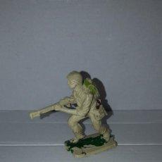 Figuras de Goma y PVC: OLIVER. SOLDADO AMERICANO 2ª GUERRA MUNDIAL (1). AÑOS 80. PECH. Lote 150027522