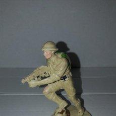 Figuras de Goma y PVC: OLIVER. SOLDADO INGLES 2ª GUERRA MUNDIAL (1). AÑOS 80. PECH. Lote 150027766
