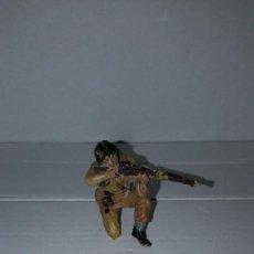 Figuras de Goma y PVC: PECH. SOLDADO AMERICANO 2ª GUERRA MUNDIAL (2). AÑOS 60. Lote 150029666