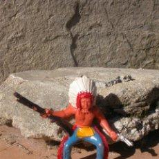 Figuras de Goma y PVC: FIGURA SOTORRES. Lote 150079166