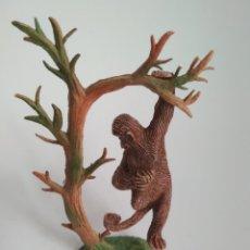 Figuras de Goma y PVC: FIGURAS FIERAS PECH HNOS GOMA AÑOS 50. Lote 150159490