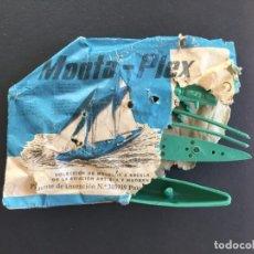 Figuras de Goma y PVC: MONTAPLEX - SOBRES PEQUEÑOS - VELERO - AÑOS 60 70 _ LEY397. Lote 150161790