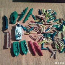 Figuras de Goma y PVC: BARCOS MONTAPLEX. Lote 150173022