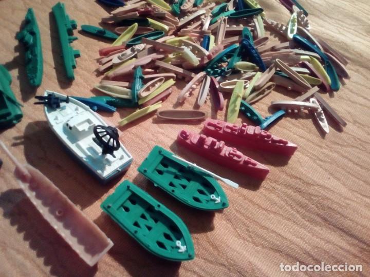Figuras de Goma y PVC: BARCOS MONTAPLEX - Foto 2 - 150173022