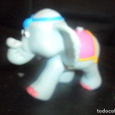Figuras de Goma y PVC: ELEFANTE CIRCO - FIGURA PVC -- MARCA: SIN MARCA. Lote 150196422