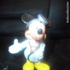 Figuras de Goma y PVC: MICKEY MOUSE ENFERMERO -- MARCA: BULLY DISNEY. Lote 150209610