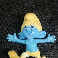 Figuras de Goma y PVC: FIGURA PITUFO PEYO. Lote 150282858