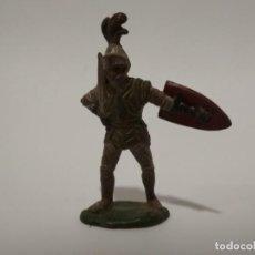 Figuras de Goma y PVC: MEDIEVAL GOMA AÑOS 50. Lote 150304114