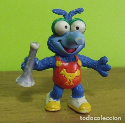 Figura Babies Pvc Spain Los Comics Muppet Gonzo Dura Teleñecos The Muppets Goma qMUVpSz