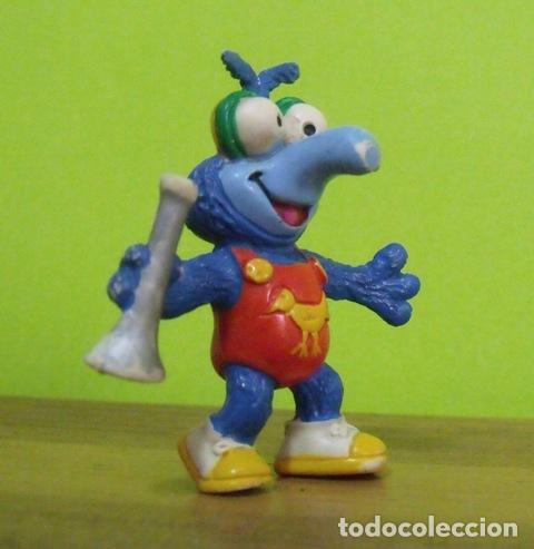 Figuras de Goma y PVC: Figura PVC Goma Dura Gonzo- Los Teleñecos - Comics Spain - Muppet Babies - The Muppets - Foto 2 - 150338578
