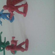 Figuras de Goma y PVC: LOTE SOLDADOS QUIZÁS MONTAPLEX. Lote 150363346