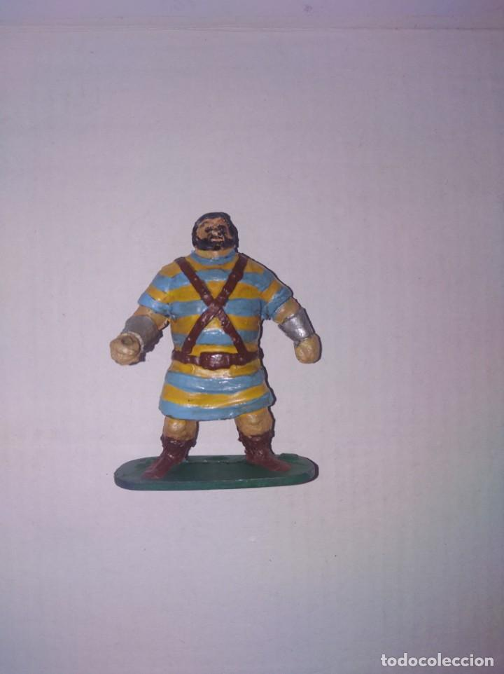 FIGURA ESTEREOPLAST GOLIATH EN GOMA (Juguetes - Figuras de Goma y Pvc - Estereoplast)