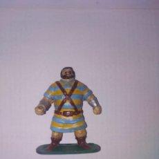 Figuras de Goma y PVC: FIGURA ESTEREOPLAST GOLIATH EN GOMA. Lote 150459446