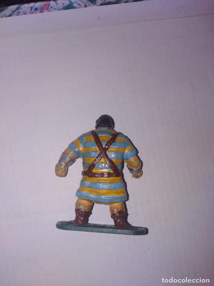 Figuras de Goma y PVC: Figura estereoplast Goliath en goma - Foto 2 - 150459446