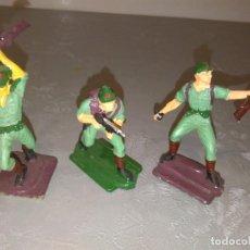 Figuras de Goma y PVC: SOLDADOS JAPONESES DE OLIVER PECH. Lote 150497682