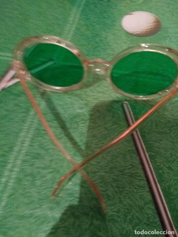 Figuras de Goma y PVC: ANTIGUAS GAFAS TIPICAS DE LOS KIOSKOS - Foto 4 - 150519042
