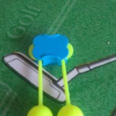 Figuras de Goma y PVC: ANTIGUO JUEGO E BOLAS. Lote 150539010