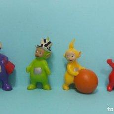 Figuras de Goma y PVC: TELETUBBIES - COLECCION ORIGINAL BULLYLAND. Lote 150549898