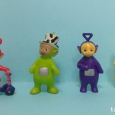 Figuras de Goma y PVC: TELETUBBIES - LOTE 2. Lote 150550046