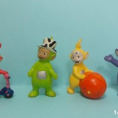 Figuras de Goma y PVC: TELETUBBIES - LOTE 3. Lote 150550082