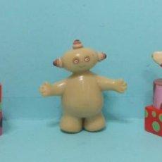 Figuras de Goma y PVC: EL JARDIN DE LOS SUEÑOS - LOTE 1. Lote 150550178