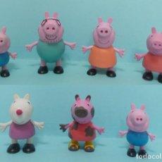 Figuras de Goma y PVC: PEPPA PIG - COLECCION COMANSI. Lote 150550846