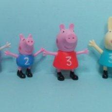 Figuras de Goma y PVC: PEPPA PIG - LOTE DE FIGURAS. Lote 150550938