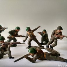 Figuras de Goma y PVC: LOTE 7 FIGURAS REAMSA MARINES, PECH, ESTEREOPLAST, JECSAN, COMANSI. Lote 150553836
