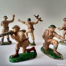 Figuras de Goma y PVC: LOTE 5 FIGURAS PECH, REAMSA, ESTEREOPLAST, JECSAN, COMANSI. Lote 150557785