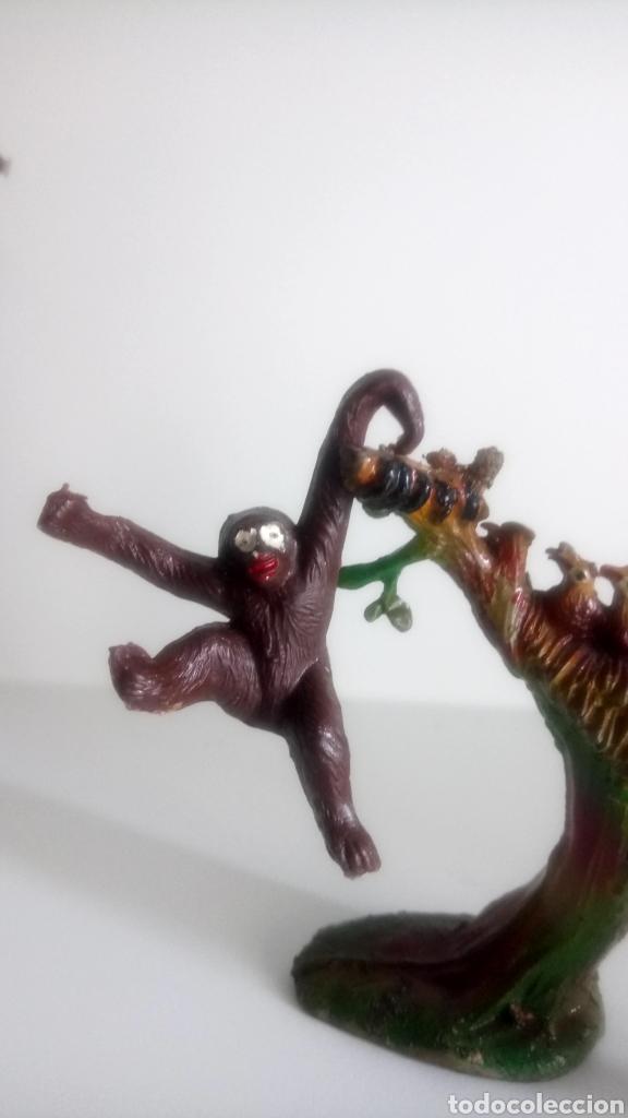 Figuras de Goma y PVC: TARZAN Y CHITA DE M. SOTORRES. - Foto 3 - 150611244