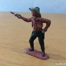 Figuras de Goma y PVC: FIGURA GOMA GAMA EL SOLDADO DESMONTABLE REAMSA. Lote 150676138
