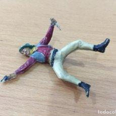 Figuras de Goma y PVC: FIGURA GOMA GAMA EL SOLDADO DESMONTABLE REAMSA. Lote 150677010