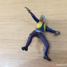 Figuras de Goma y PVC: FIGURA GOMA GAMA EL SOLDADO DESMONTABLE REAMSA. Lote 150677186