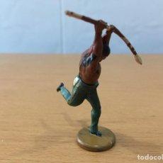 Figuras de Goma y PVC: FIGURA GOMA GAMA EL SOLDADO DESMONTABLE REAMSA. Lote 150679734