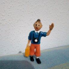 Figuras de Goma y PVC: FIGURA TINTIN PVC COMICS SPAIN. Lote 150680342