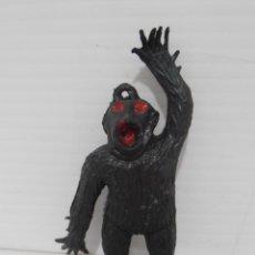 Figuras de Goma y PVC: FIGURA BOOTLEG, MONSTRUO, GORILA, GOMA BLANDA, ORIGEN DESCONOCIDO, RARO. Lote 150791174