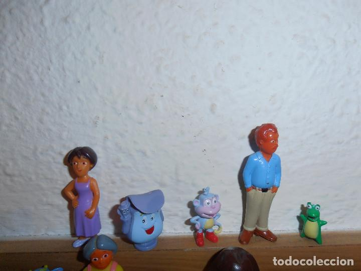 Figuras de Goma y PVC: FIGURAS DE PVC DORA EXPLORADORA - Foto 2 - 150813890