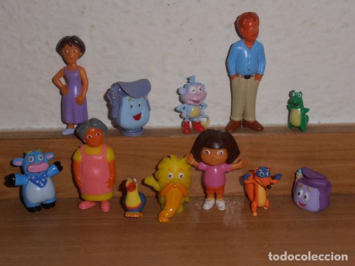 Figuras de Goma y PVC: FIGURAS DE PVC DORA EXPLORADORA - Foto 5 - 150813890