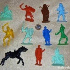 Figuras de Goma y PVC: JECSAN - LOTE EGIPCIOS, FARAONES, ROMANOS.... Lote 150824942