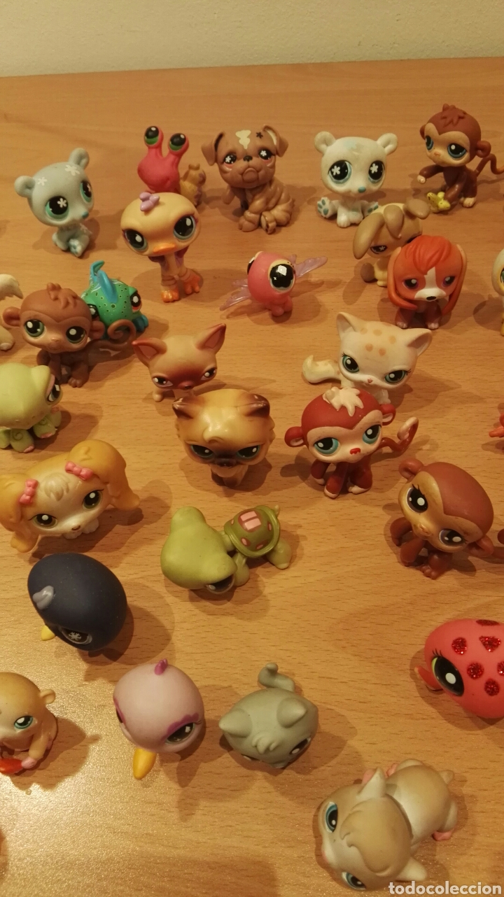 Figuras de Goma y PVC: Lote Littlest Pet Shop - Foto 3 - 150825542